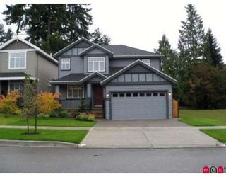 """Photo 1: 14730 34TH Avenue in Surrey: King George Corridor House for sale in """"Elgin Brook"""" (South Surrey White Rock)  : MLS®# F2903887"""