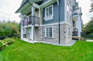 """Photo 18: 75 7686 209 Street in Langley: Willoughby Heights Townhouse for sale in """"KEATON"""" : MLS®# R2408051"""
