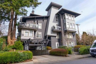 "Photo 1: 203 118 W 22ND Street in North Vancouver: Central Lonsdale Condo for sale in ""The Sentry"" : MLS®# R2575769"