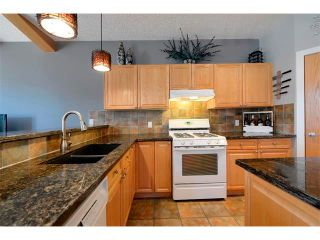 Photo 5: 94 SIMCOE Circle SW in Calgary: Signature Parke House for sale : MLS®# C4006481