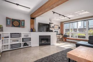 """Photo 4: 207 1066 HAMILTON Street in Vancouver: Yaletown Condo for sale in """"NEW YORKER"""" (Vancouver West)  : MLS®# R2583496"""