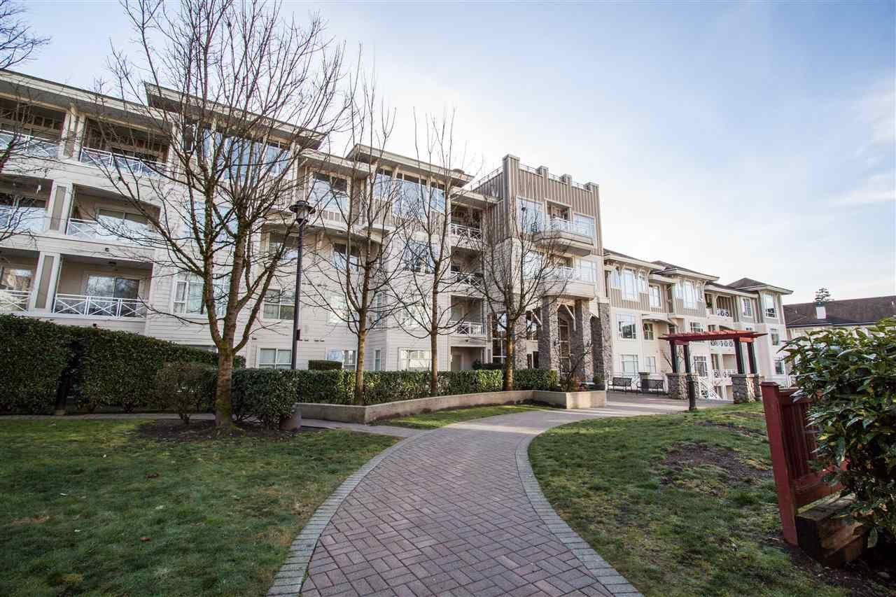 """Main Photo: 307 3625 WINDCREST Drive in North Vancouver: Roche Point Condo for sale in """"WINDSONG"""" : MLS®# R2247678"""
