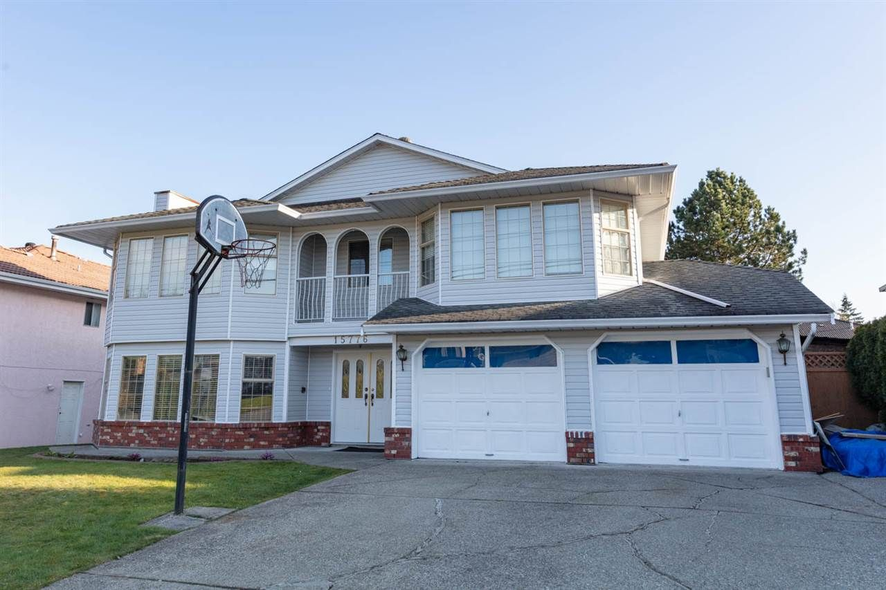 Main Photo: 15776 102 Avenue in Surrey: Guildford House for sale (North Surrey)  : MLS®# R2557301