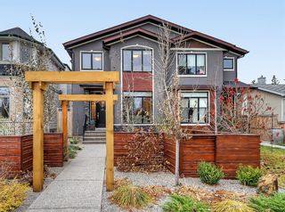 Photo 1: 1203 21 Avenue NW in Calgary: Capitol Hill Semi Detached for sale : MLS®# A1047611