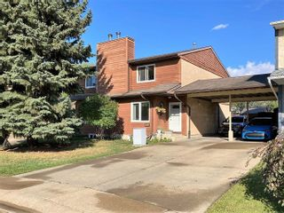 Main Photo: 2215 114 Street in Edmonton: Zone 16 House Half Duplex for sale : MLS®# E4264411