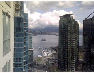 """Photo 2: 1701 1420 W GEORGIA Street in Vancouver: West End VW Condo for sale in """"THE GEORGE"""" (Vancouver West)  : MLS®# V697055"""