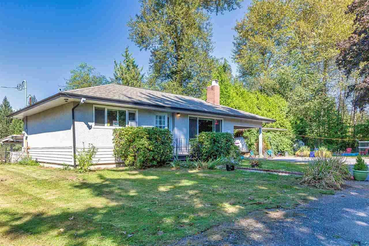 Main Photo: 12076 WEBSTER Street in Maple Ridge: Websters Corners House for sale : MLS®# R2401442