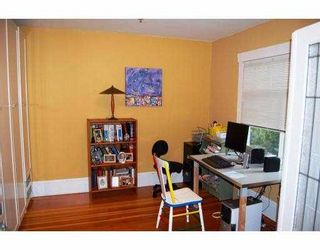 """Photo 8: 3879 TUPPER Street in Vancouver: Cambie House for sale in """"DOUGLAS PARK"""" (Vancouver West)  : MLS®# V668860"""