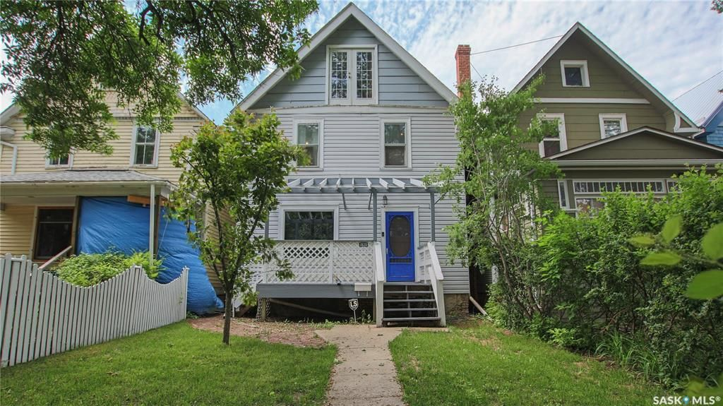 Main Photo: 1920 Cameron Street in Regina: Cathedral RG Residential for sale : MLS®# SK859355