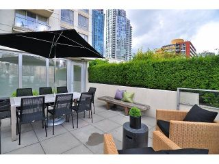 "Photo 26: 411 1225 RICHARDS Street in Vancouver: Yaletown Condo for sale in ""Eden"" (Vancouver West)  : MLS®# V1052342"