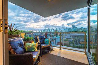 """Main Photo: 503 288 W 1ST Avenue in Vancouver: False Creek Condo for sale in """"JAMES"""" (Vancouver West)  : MLS®# R2584525"""