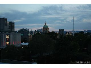 Photo 6: N701 737 Humboldt Street in : Vi Downtown Condo for sale (Victoria)  : MLS®# 272227