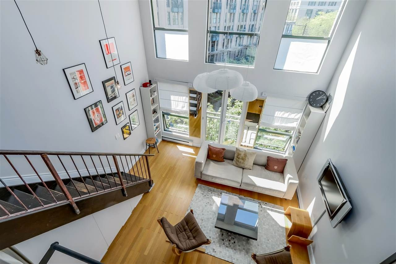 Main Photo: 408 1 E CORDOVA STREET in : Downtown VE Residential Attached for sale : MLS®# R2064664