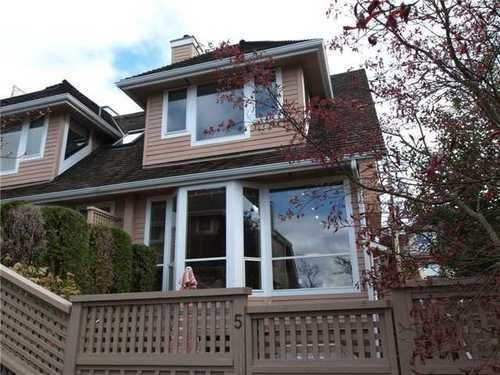 Main Photo: 5 240 KEITH Road: Central Lonsdale Home for sale ()  : MLS®# V819822