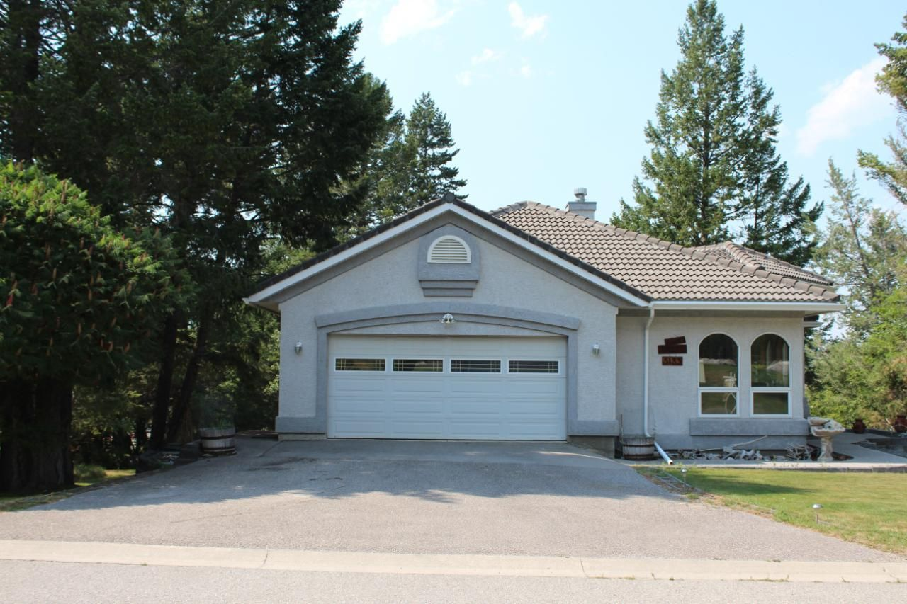 Main Photo: 5133 RIVERVIEW PLACE in Fairmont Hot Springs: House for sale : MLS®# 2460022