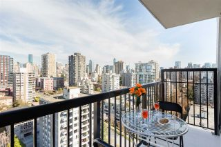 Photo 1: 2004 1330 HARWOOD Street in Vancouver: West End VW Condo for sale (Vancouver West)  : MLS®# R2362842