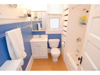 Photo 11: 97 Kingsway in WINNIPEG: River Heights / Tuxedo / Linden Woods Residential for sale (South Winnipeg)  : MLS®# 1426586