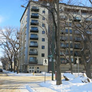 Main Photo: 212 550 4th Avenue North in Saskatoon: City Park Residential for sale : MLS®# SK840391