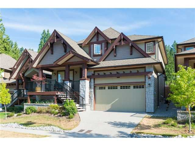 Main Photo: 1204 BURKEMONT PL in Coquitlam: Burke Mountain House for sale : MLS®# V1019665