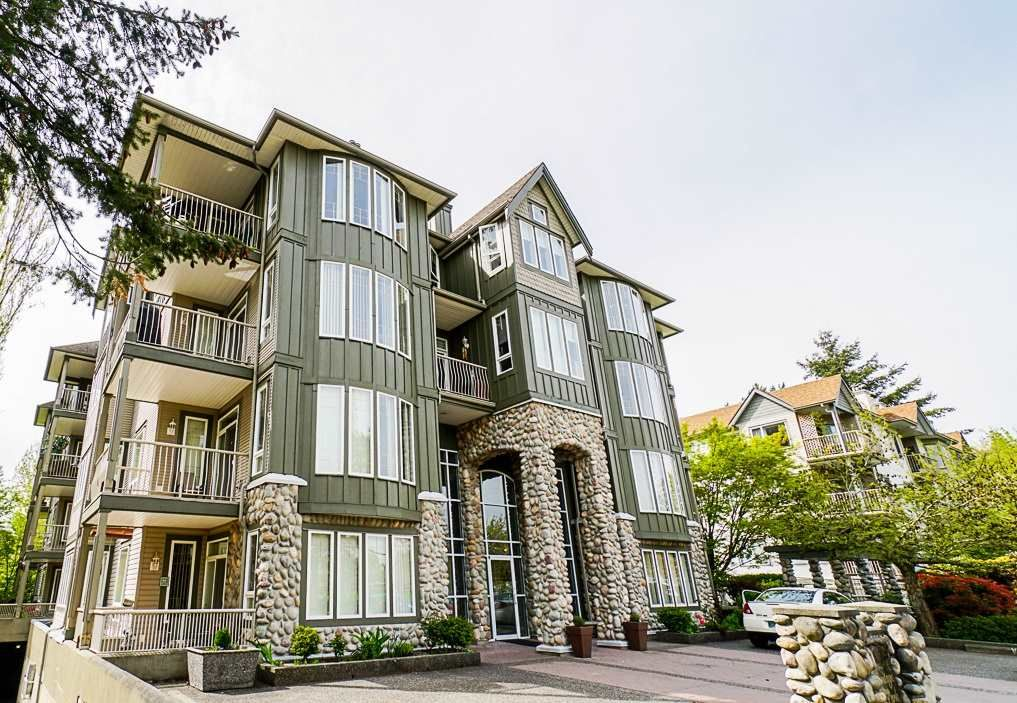 """Main Photo: 108 5475 201 Street in Langley: Langley City Condo for sale in """"HERITAGE PARK"""" : MLS®# R2539978"""