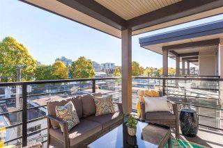"Photo 10: 409 1628 W 4TH Avenue in Vancouver: False Creek Condo for sale in ""RADIUS"" (Vancouver West)  : MLS®# R2006008"