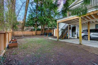 Photo 25: 3201 PIER Drive in Coquitlam: Ranch Park House for sale : MLS®# R2553235