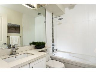 """Photo 7: 201 3736 COMMERCIAL Street in Vancouver: Victoria VE Townhouse for sale in """"Elements"""" (Vancouver East)  : MLS®# V979765"""
