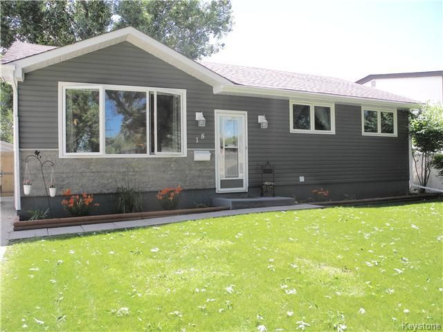 FEATURED LISTING: 18 Hollingsworth Avenue Winnipeg