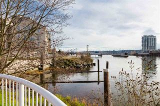 """Photo 1: 518 10 RENAISSANCE Square in New Westminster: Quay Condo for sale in """"MURANO LOFTS"""" : MLS®# R2514767"""