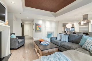 Photo 11: 203 600 Princeton Way SW in Calgary: Eau Claire Apartment for sale : MLS®# A1149625