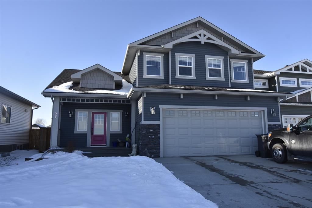 Main Photo: 25 Havenfield Drive: Carstairs Detached for sale : MLS®# A1061400