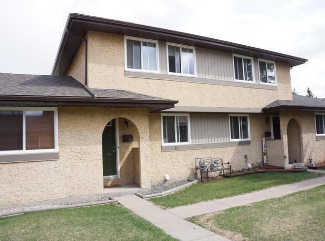 Main Photo: 52 8930 99 Avenue: Fort Saskatchewan Townhouse for sale : MLS®# E4262119