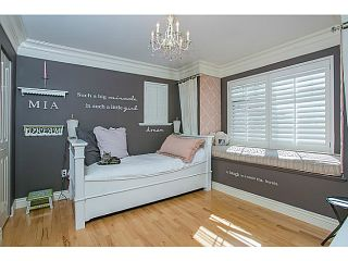 """Photo 9: 3745 OXFORD Street in Burnaby: Vancouver Heights House for sale in """"THE HEIGHTS"""" (Burnaby North)  : MLS®# V1016076"""