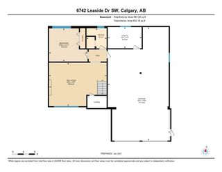Photo 43: 6742 Leaside Drive SW in Calgary: Lakeview Detached for sale : MLS®# A1137827