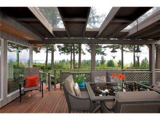 Photo 2: 4401 Woodpark Road in West Vancouver: Cypress Park Estates House for sale : MLS®# V1061125