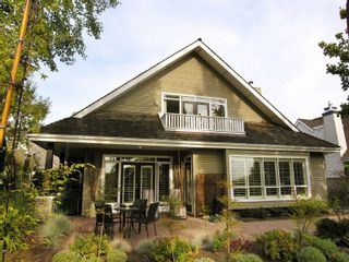 """Photo 1: 8231 TUGBOAT Place in Vancouver: Southlands House for sale in """"ANGUS LANDS"""" (Vancouver West)  : MLS®# V737387"""