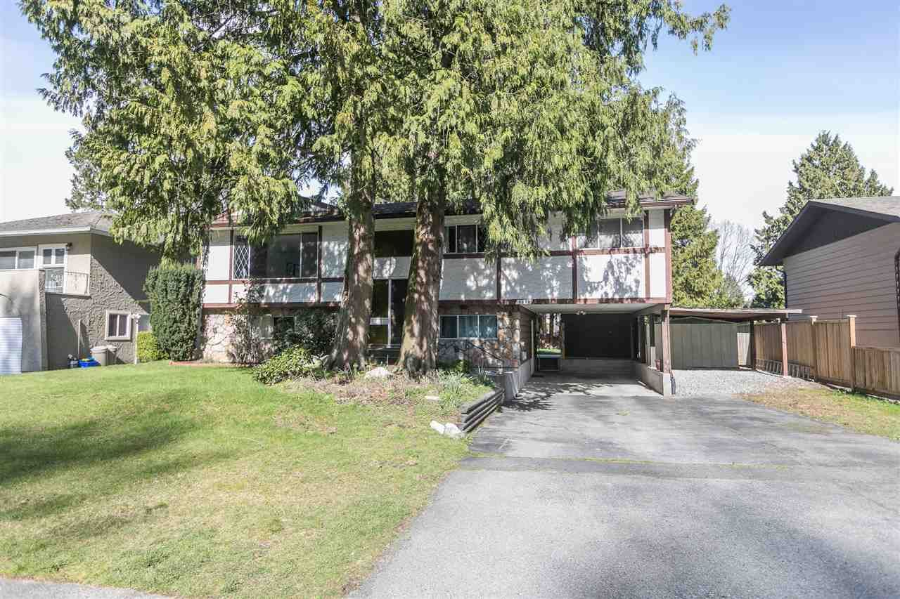Main Photo: 8688 DELCREST Drive in Delta: Nordel House for sale (N. Delta)  : MLS®# R2250501