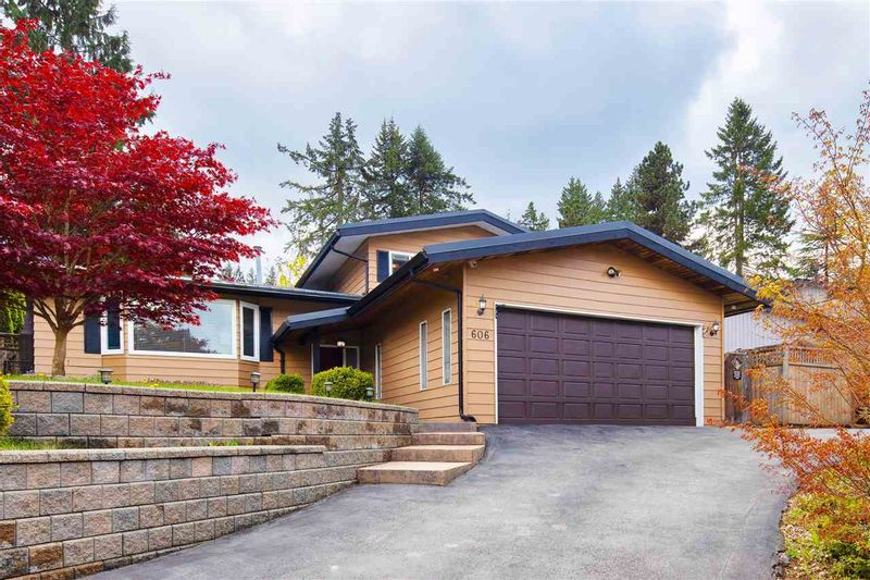 FEATURED LISTING: 606 WATERLOO Drive Port Moody