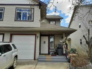 Photo 1: 28 13 HAWTHORNE Crescent: St. Albert House Half Duplex for sale : MLS®# E4241786