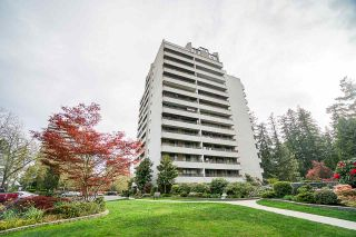 "Photo 1: 1402 4194 MAYWOOD Street in Burnaby: Metrotown Condo for sale in ""PARK AVENUE TOWERS"" (Burnaby South)  : MLS®# R2570187"