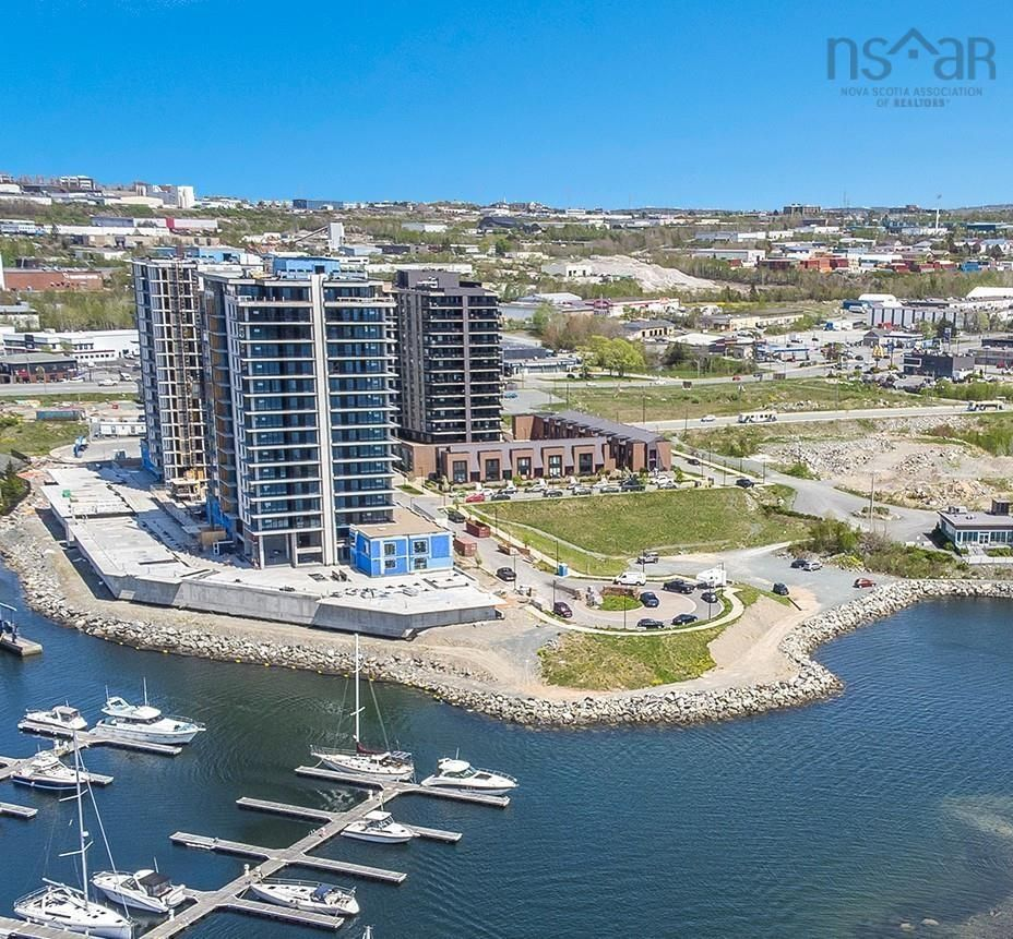Main Photo: 505 50 Marketplace Drive in Dartmouth: 10-Dartmouth Downtown To Burnside Residential for sale (Halifax-Dartmouth)  : MLS®# 202123724
