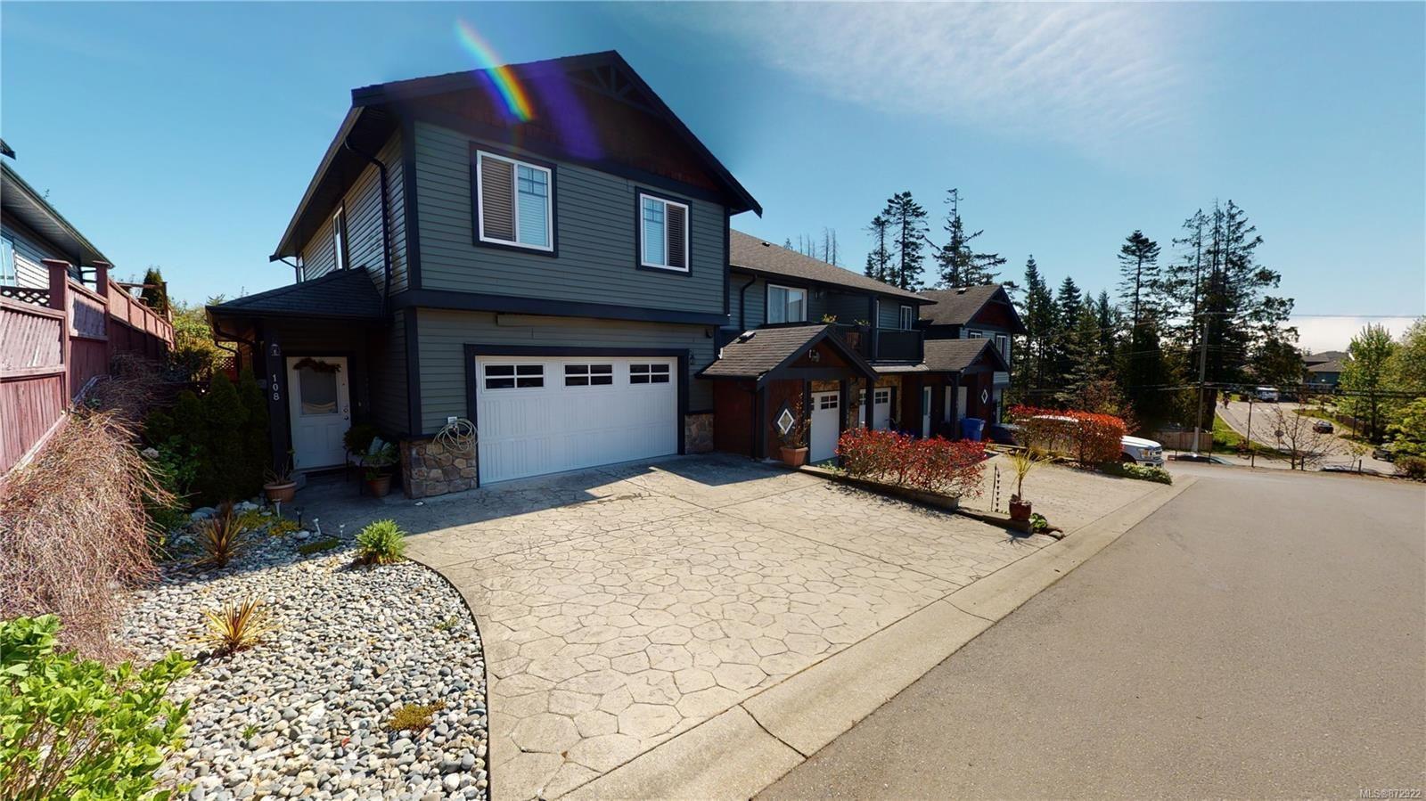 Main Photo: 108 6838 W Grant Rd in : Sk Sooke Vill Core Row/Townhouse for sale (Sooke)  : MLS®# 872922