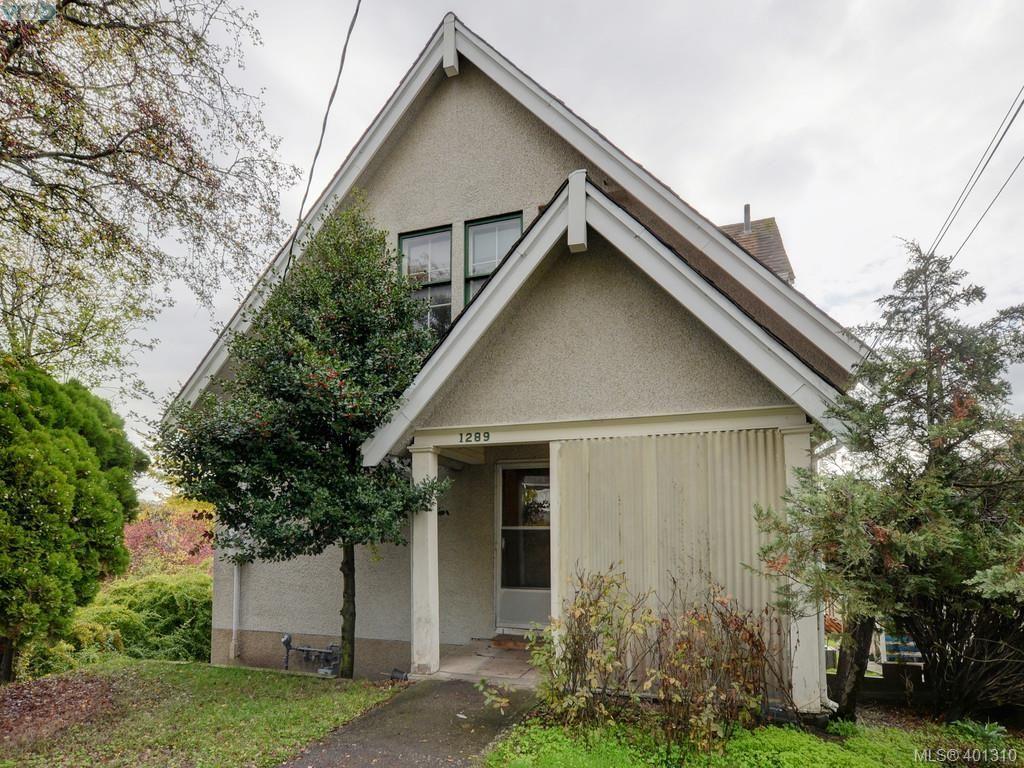 Main Photo: 1289 Vista Hts in VICTORIA: Vi Hillside House for sale (Victoria)  : MLS®# 800853