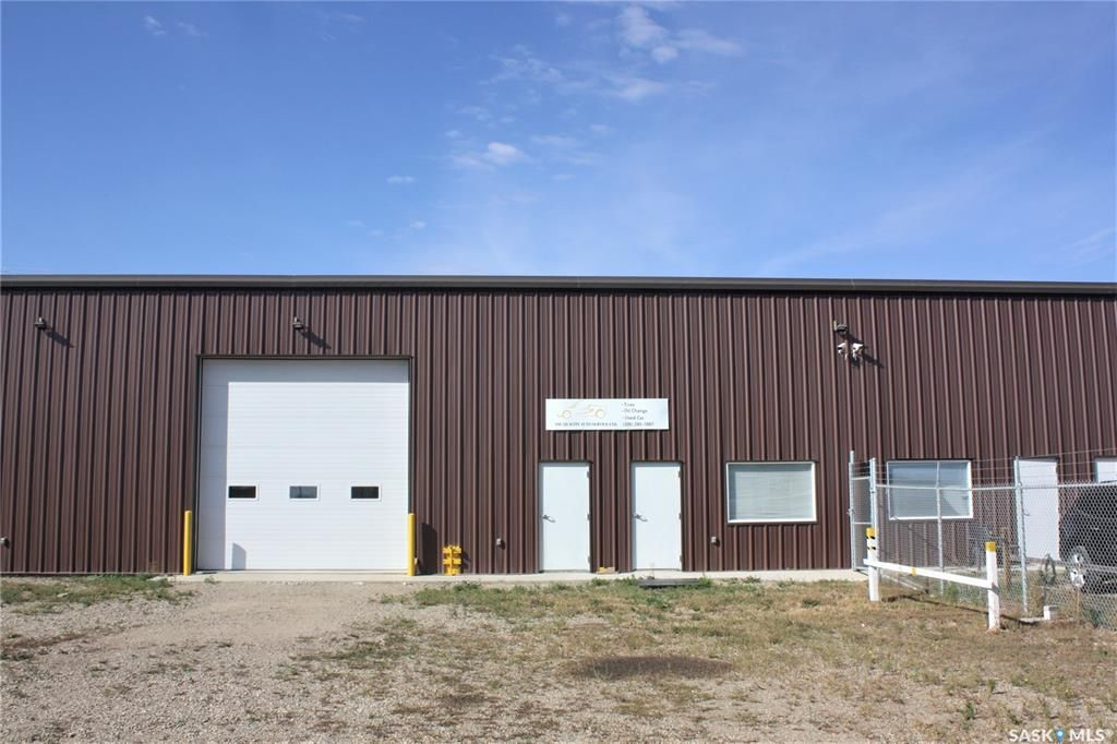 Main Photo: 126 Louis Riel Trail in Dundurn: Commercial for sale : MLS®# SK827676