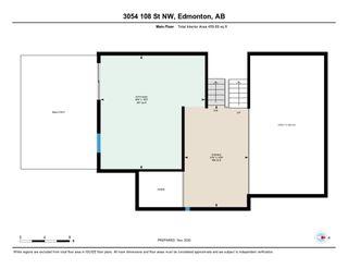 Photo 45: 3054 108 Street in Edmonton: Zone 16 Townhouse for sale : MLS®# E4228710