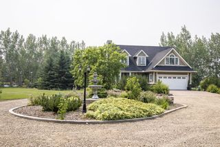 Photo 2: Private Treed Acreage in the City of Airdrie