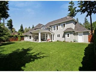 Photo 20: 2107 131B ST in Surrey: Elgin Chantrell House for sale (South Surrey White Rock)  : MLS®# F1416976