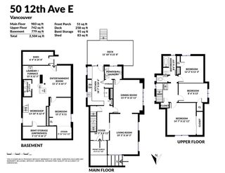 Photo 4: 50 E 12TH Avenue in Vancouver: Mount Pleasant VE House for sale (Vancouver East)  : MLS®# R2576408