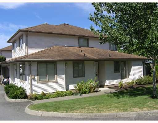 "Main Photo: 1 22280 124TH Avenue in Maple_Ridge: West Central Townhouse for sale in ""HILLSIDE TERRACE"" (Maple Ridge)  : MLS®# V662043"