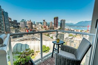 Photo 1: 2204 550 TAYLOR STREET in Vancouver: Downtown VW Condo for sale (Vancouver West)  : MLS®# R2606991